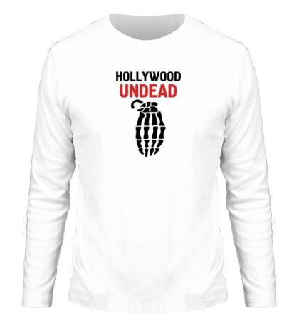 Мужской лонгслив Hollywood undead