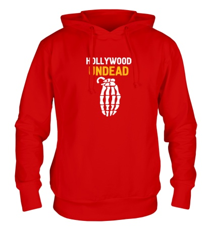 Толстовка с капюшоном Hollywood undead