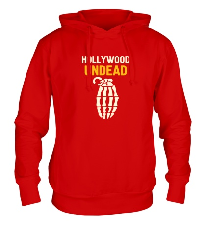 Толстовка с капюшоном Hollywood undead glow