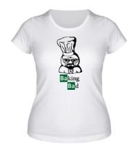 Женская футболка Baking Bad