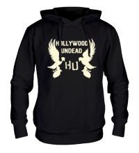Толстовка с капюшоном Hollywood Undead Birds Glow