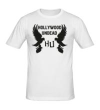 Мужская футболка Hollywood Undead Birds