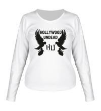 Женский лонгслив Hollywood Undead Birds