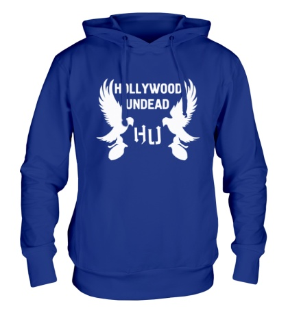 Толстовка с капюшоном Hollywood Undead Birds
