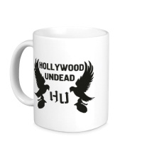 Керамическая кружка Hollywood Undead Birds