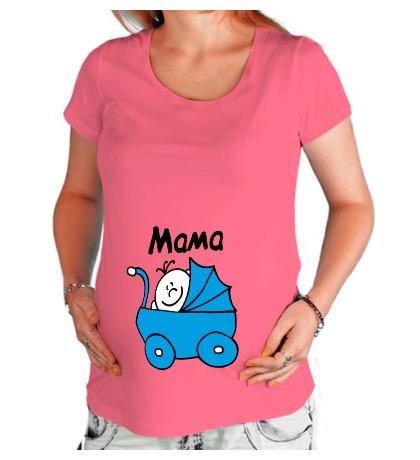 Футболка для беременной Ребенок в коляске