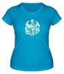 Женская футболка «30 STM Bird Glow» - Фото 1