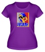 Женская футболка «Rainbow Dash Swag» - Фото 1