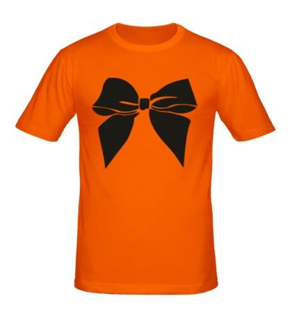 Мужская футболка Бантик