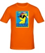 Мужская футболка «Rainbow Dash: SWAG Style» - Фото 1