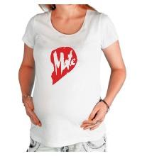 Футболка для беременной Soul Mate, для нее