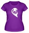 Женская футболка «Soul Mate, для него» - Фото 1