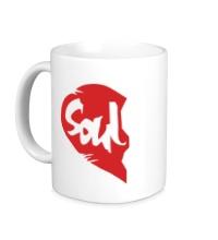 Керамическая кружка Soul Mate, для него