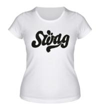 Женская футболка Better Swag
