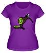 Женская футболка «Птичка Киви» - Фото 1