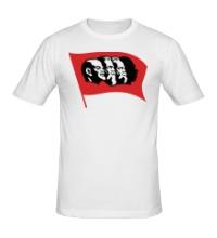 Мужская футболка Красные вожди