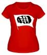 Женская футболка «Красные вожди» - Фото 1