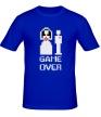 Мужская футболка «Marry: Game over» - Фото 1