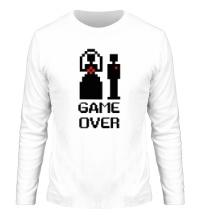 Мужской лонгслив Marry: Game over
