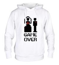 Толстовка с капюшоном Marry: Game over
