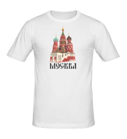 Мужская футболка «Москва»
