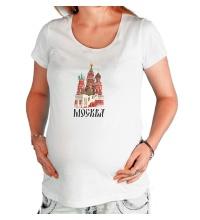 Футболка для беременной Москва