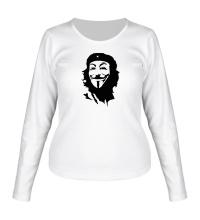 Женский лонгслив Che Guevara: Vendetta