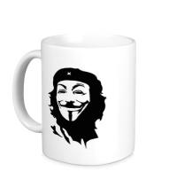 Керамическая кружка Che Guevara: Vendetta