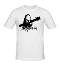 Мужская футболка The Chemodan: Brick Bazuka
