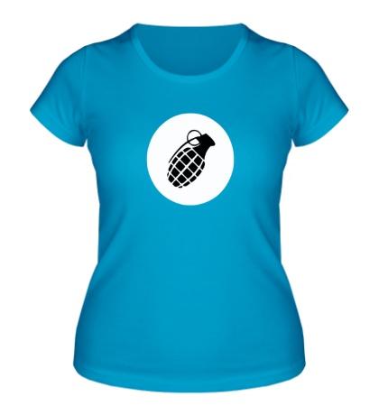 Женская футболка «Другая Россия»