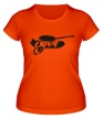 Женская футболка «ОУ74» - Фото 1