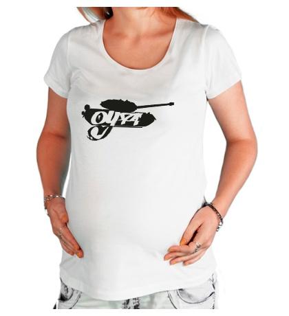Футболка для беременной ОУ74