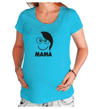Футболка для беременной Мама