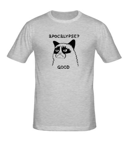 Мужская футболка Apocalypse, Good