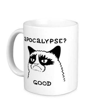 Керамическая кружка Apocalypse, Good