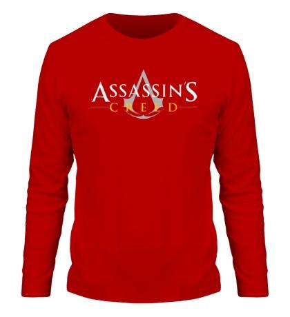 Мужской лонгслив Assassins Creed