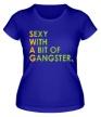 Женская футболка «Swag Sexy Gangster» - Фото 1