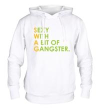 Толстовка с капюшоном Swag Sexy Gangster