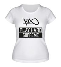 Женская футболка Party Hard Supreme