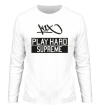 Мужской лонгслив Party Hard Supreme