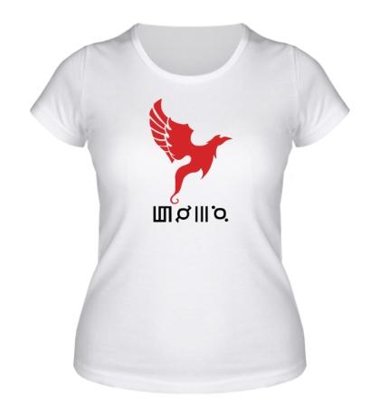 Женская футболка 30 STM Symbols
