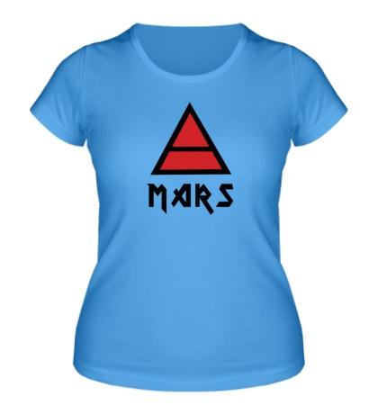 Женская футболка 30 STM Symbol