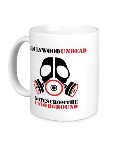 Керамическая кружка Hollywood Undead: Underground
