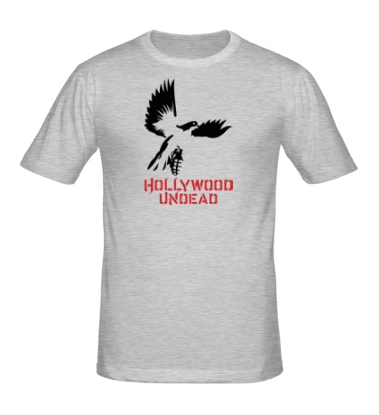 Мужская футболка Hollywood Undead Symbol