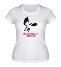 Женская футболка Hollywood Undead Symbol