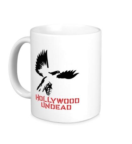 Керамическая кружка Hollywood Undead Symbol