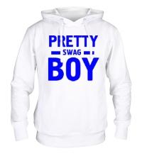 Толстовка с капюшоном Pretty swag boy
