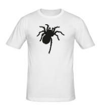 Мужская футболка Ползучий паук