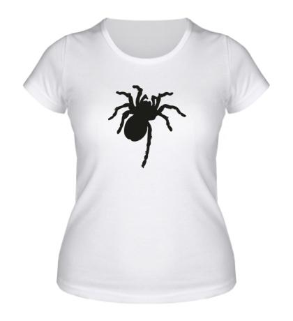 Женская футболка «Ползучий паук»
