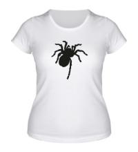 Женская футболка Ползучий паук